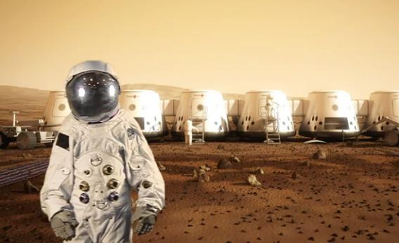 Colonizing Mars by 2024